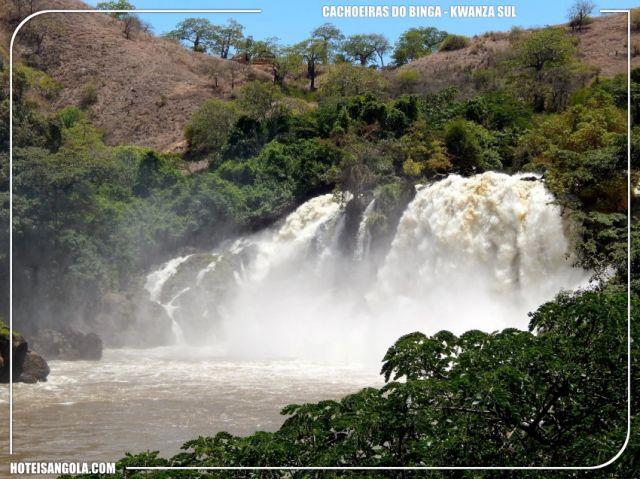 Cachoeiras do Binga