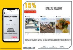 CACIMBO - Dallys Resort