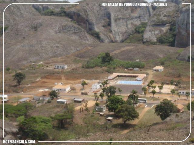 Ruínas da Fortaleza de Pungo-Andongo