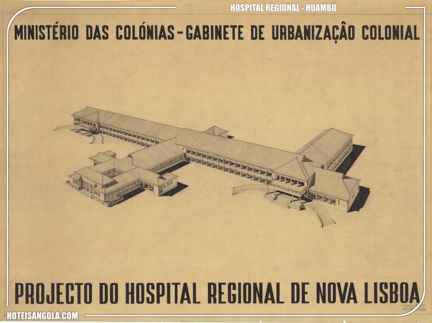 Hospital Regional Huambo