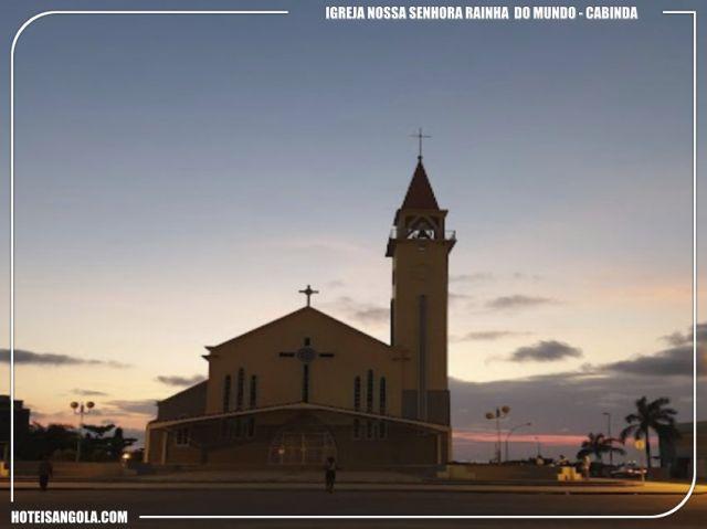 Igreja da Nossa Senhora Rainha do Mundo