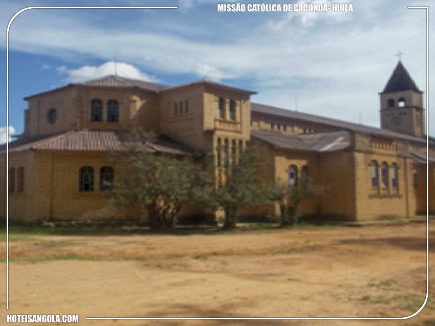 Caconda Catholic Mission
