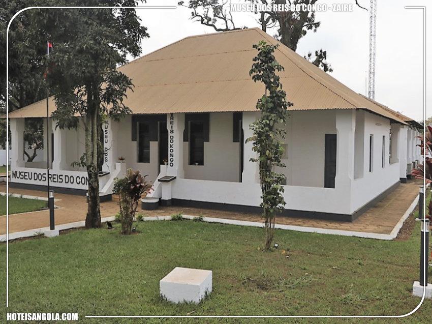 MUSEU DOS REIS DO CONGO