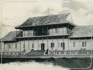Palácio do Governador (antiga residência do Governador do Distrito)