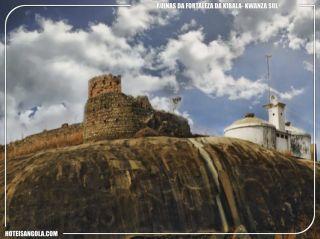 Ruinas da Fortaleza da Kibala
