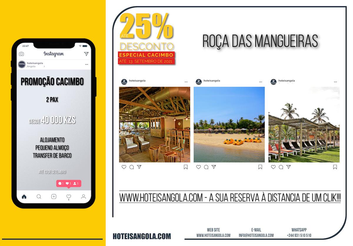 Cacimbo - Roça das Mangueiras