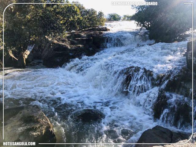 Cachoeiras do Rio Kuando