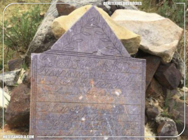 Cemitérios dos Bóeres