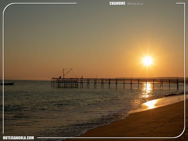 Praia do Chamume
