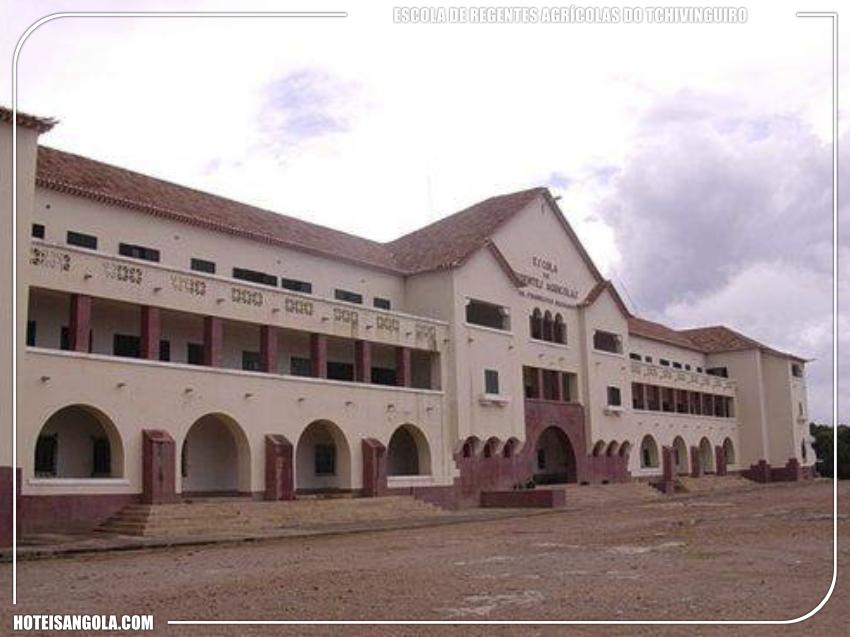 Escola de Regentes Agrícolas do Tchivinguiro