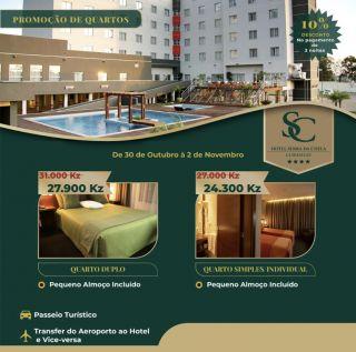 2 Novembro - Hotel Serra da Chela