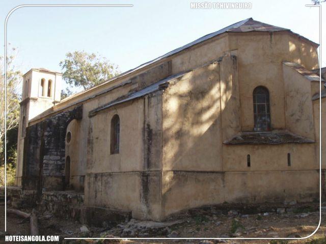 Missão Católica do Tchivinguiro
