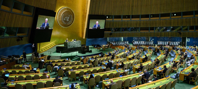 """76ª Assembleia Geral da ONU tem início em meio ao """"maior desafio desde a Segunda Guerra Mundial"""""""